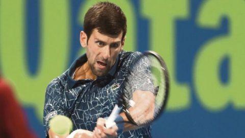 Djokovic enfrentará en cuartos de final a Nikoloz Basilashvili