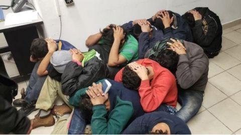 Trasladados a Tijuana migrantes que se amotinaron en Mexicali
