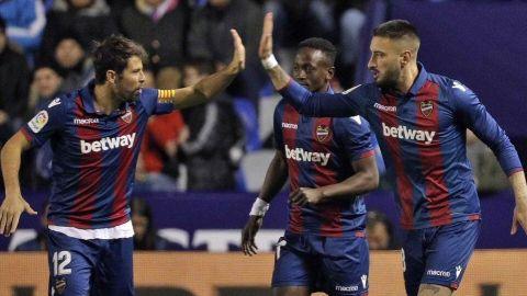 Barcelona resiente ausencia de Messi y cae ante Levante