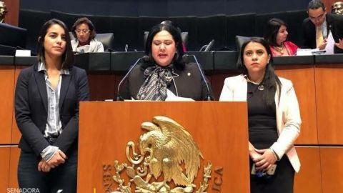 Senadora León podría buscar gobernar BC