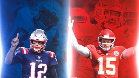 Las mejores ofensivas de la NFL pelean por pase a Super Bowl
