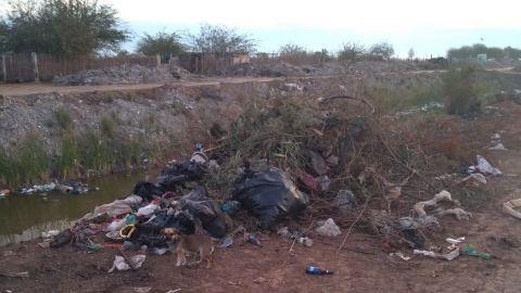 Contaminan canales y drenes en el valle de Mexicali