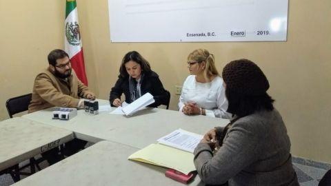 Anna Ochoa Espinoza se registró como aspirante independiente a diputada en BC
