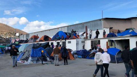 Organizaciones se preparan ante la posible llegada de más migrantes