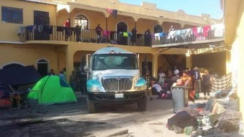 Preocupación en albergues de Mexicali por posible llegada de migrantes