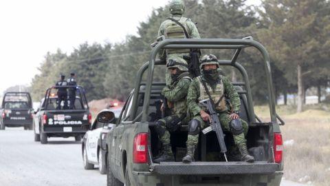 México tiene ocho ciudades de terror