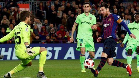 Barcelona avanza a Cuartos de Final de la Copa del Rey
