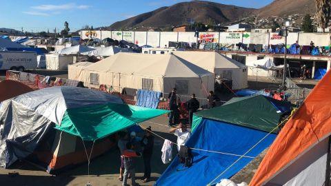 Migrantes tienen hasta el 23 de enero para desalojar El Barretal