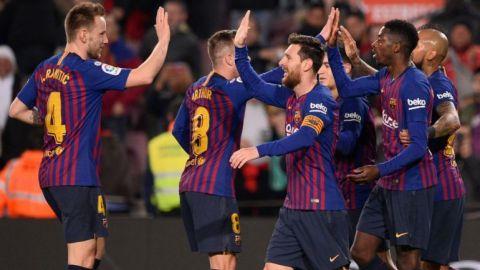 El Barça se salva de sanción y sigue en la Copa del Rey