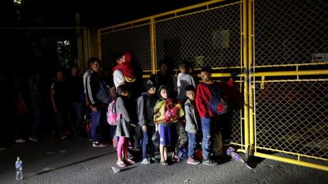 Canciller hondureña dice que migrantes tienen pocas opciones de asilo en EEUU