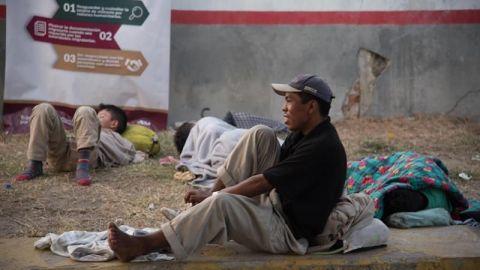 Honduras y México articulan esfuerzos para atender a migrantes de caravana
