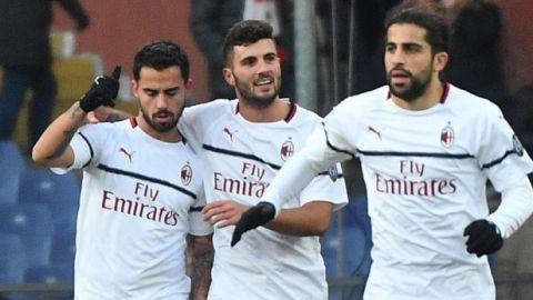 AC Milan gana y se coloca cuarto sitio en Liga de Italia