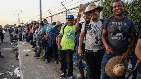 México no recibirá a hondureños rechazados de asilo político de Estados Unidos