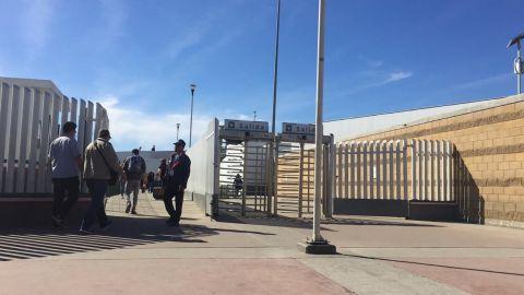 Regresarán a Tijuana, migrantes que pidieron asilo humanitario en EU