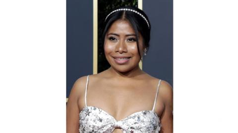 Senado entregará reconocimiento a Yalitza por su nominación al Oscar