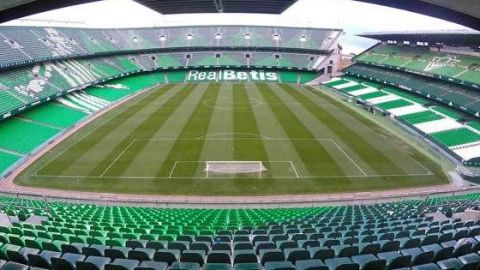 Final de Copa del Rey se jugará en estadio de Real Betis