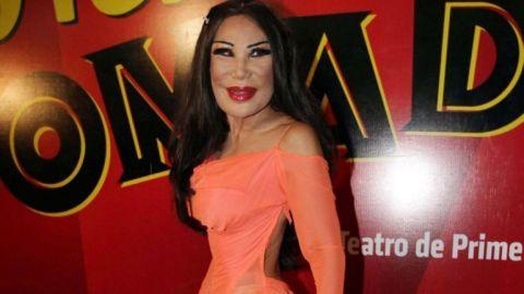 Lyn May quiere tener una relación con Yalitza Aparicio