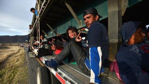 Rescatan a 78 migrantes en Chiapas