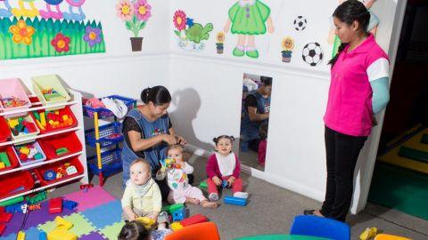 Más de 90% de las Estancias Infantiles funciona bien: PT