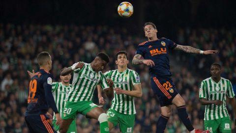VIDEO: Betis y Valencia empatan en una memorable ida de semifinales