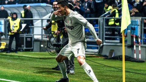 Cristiano Ronaldo devuelve a la Juventus a la senda del triunfo