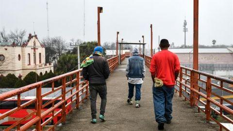 Más de 11 mil migrantes centroamericanos integraron 3 caravanas: CNDH