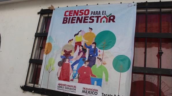 Censos Del Bienestar A Punto De Concluir Iniciarán Con