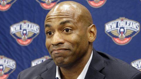 Pelicans despiden a su gerente tras fiasco por Anthony Davis