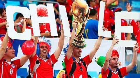 Chile se suma a la candidatura de Argentina, Paraguay y Uruguay por Mundial 2030