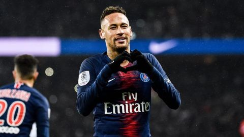 Neymar confía estar recuperado para los cuartos de final de la Liga de Campeones