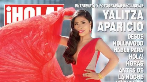 Yalitza Aparicio, en un huracán mediático a pocos días de los Óscar