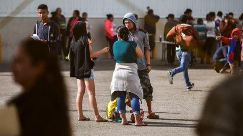 Prioritario para Unicef atender a los niños migrantes no acompañados