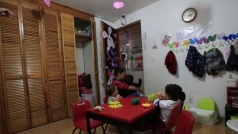 50 mil niños fantasma, en estancias: Albores