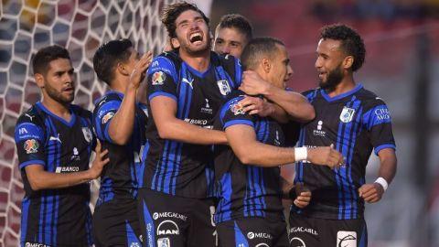 Querétaro vence a Morelia y rompe mala racha