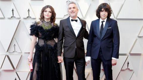 """Alfonso Cuarón consigue el Óscar a la mejor fotografía por """"Roma"""""""