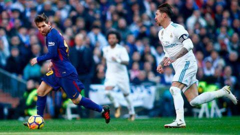Barça presume los mejores goles de Messi al Madrid