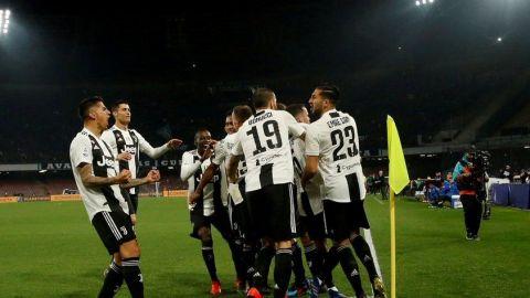 La Juventus derrota al Nápoles en emocionante encuentro