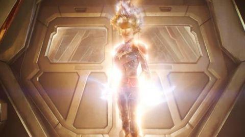 """""""Captain Marvel"""" despega en los cines estadounidenses"""