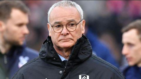 Claudio Ranieri es nuevo entrenador de la Roma