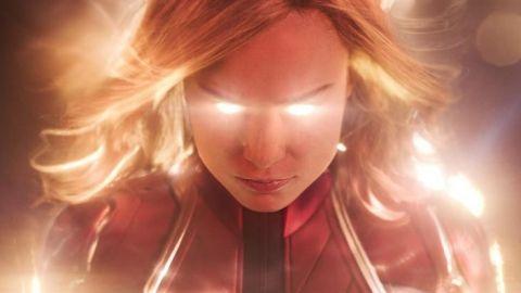"""""""Captain Marvel"""" firma el mejor estreno en EE.UU. desde """"The Incredibles 2"""""""