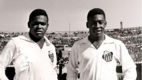 Muere Coutinho, el socio de ataque preferido de Pelé