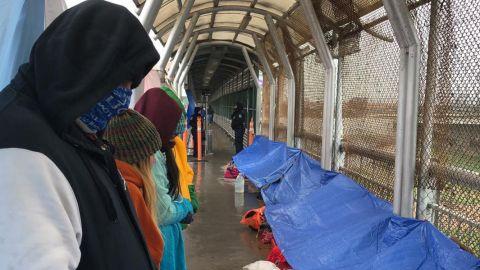 EU entregará por Mexicali a personas migrantes que piden asilo