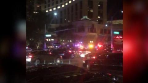 Policía detiene a tiros a hombre que intentó robar casino en Las Vegas