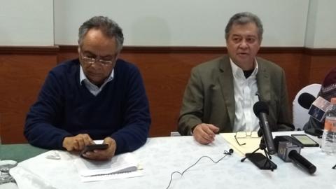Intento de compra y amenazas, denuncia Jaime Martínez Veloz