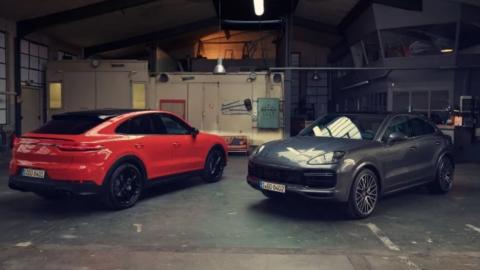 Porsche Cayenne 2020 tendrá una versión coupé