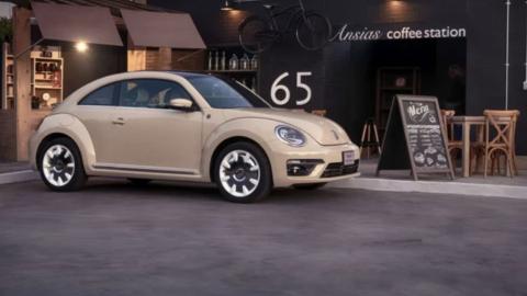 """Volkswagen pone fin al legendario """"Beetle"""" con edición especial"""