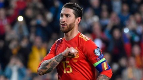 España da su primer paso a la Eurocopa derrotando a Noruega