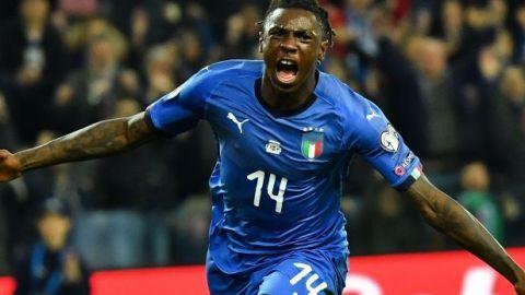 Una joven Italia inicia su renacimiento con victoria