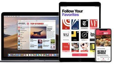 Apple presenta nuevo servicio de noticias Apple News+, que incluye revistas