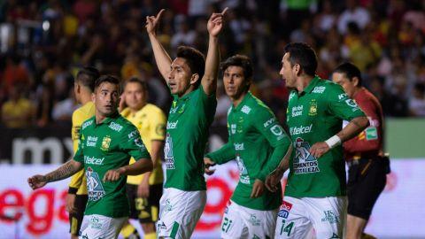León vence a Morelia y llega a nueve triunfos seguidos